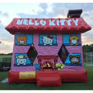 Hello Kitty Party Inflatable Rental Bluffton SC
