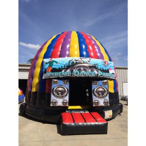 Disco Dome Inflatable Rental in Statesboro GA