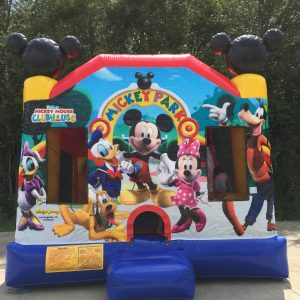 Mickey Mouse Party Inflatable Unit for Rent Statesboro GA