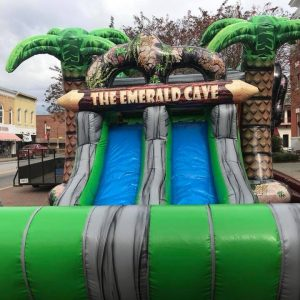 The Emerald Cave Inflatable Slide Rental Statesboro GA